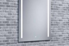 Aura Duo LED Mirror