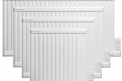 Adax APO Oil Filled Electric Radiator (Wall Mounted or Portable)