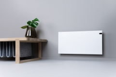 Adax Neo Electric Panel Heater in White