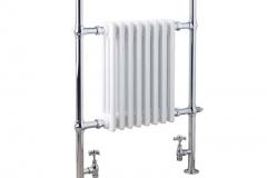 Aura Rex Traditional Heated Towel Rail