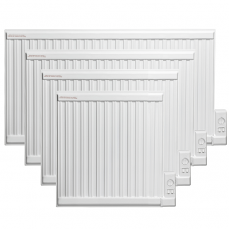 Adax APO Oil Filled Electric Radiator, Wall Mounted. LOT 20 / ErP Compliant.