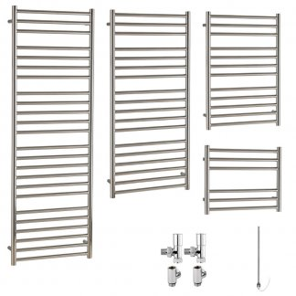 Dual Fuel Heated Towel Rails