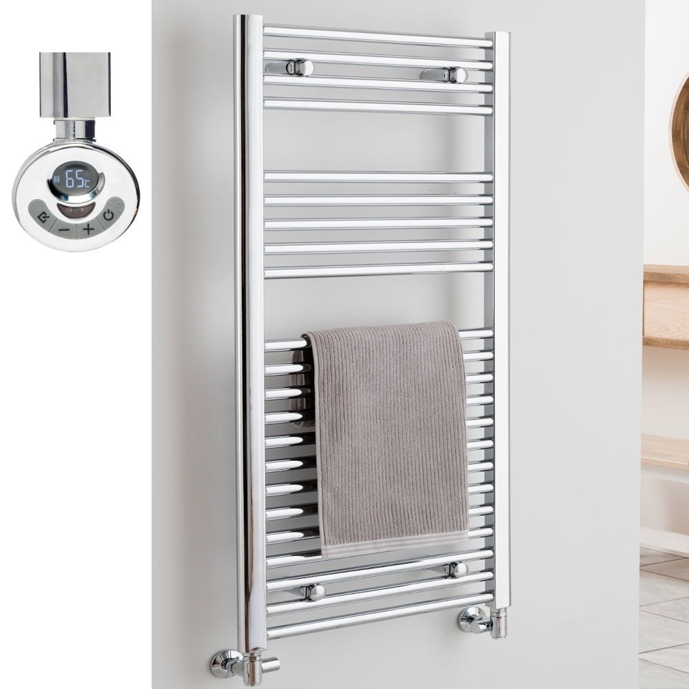 straight-chrome-heated-towel-rail-thermostatic-electric