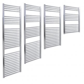 Aura 25 Round Tube Towel Warmers