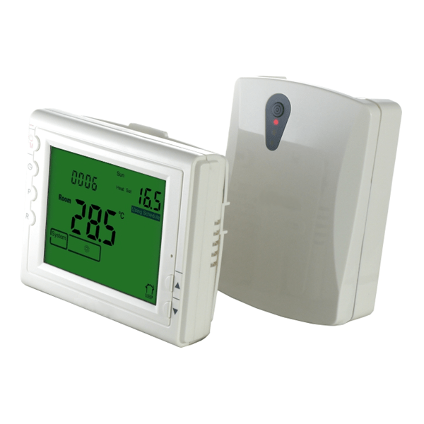 Pr1 Wireless Timer And Thermostat For Electric Wall