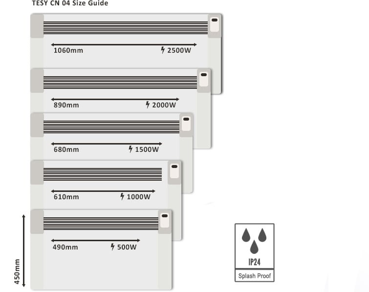 tesy-cn04-size-guide