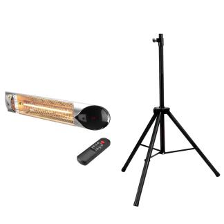 aura-moon-silver-infrared-space-heater-portable