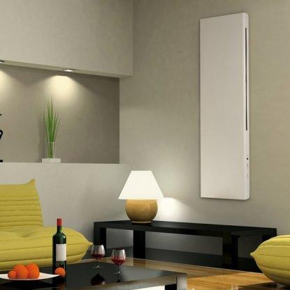 Deko Vertical Electric Wall Heater, Splash Proof