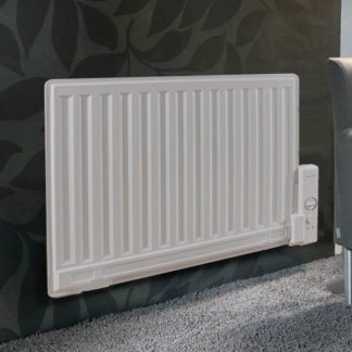 Aura Astra Oil-Filled Electric Radiator - Wall Mounted Or Portable
