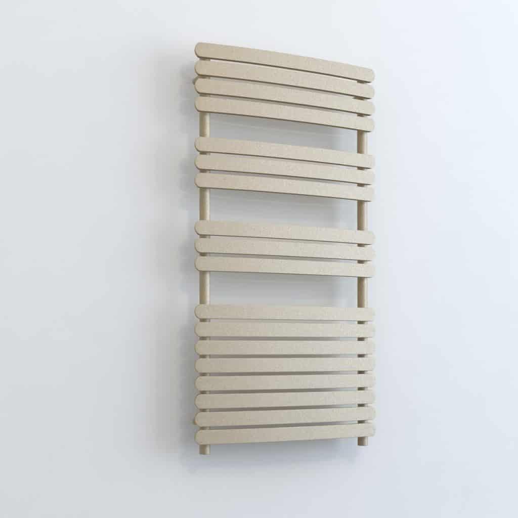 Aura Curve Flat Panel Towel Warmer – Central Heating 3
