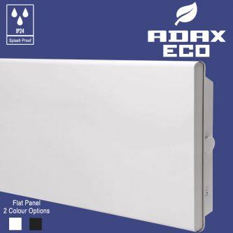 Adax Eco Electric Wall Heater, Splash Proof, Modern