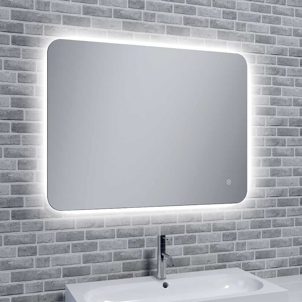 Aura Glow Bathroom Led Mirror Mood Changing Light