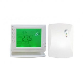 PR1 Wireless Timer Thermostat (Multi Room) - For Electric Wall Heaters, Towel Rails