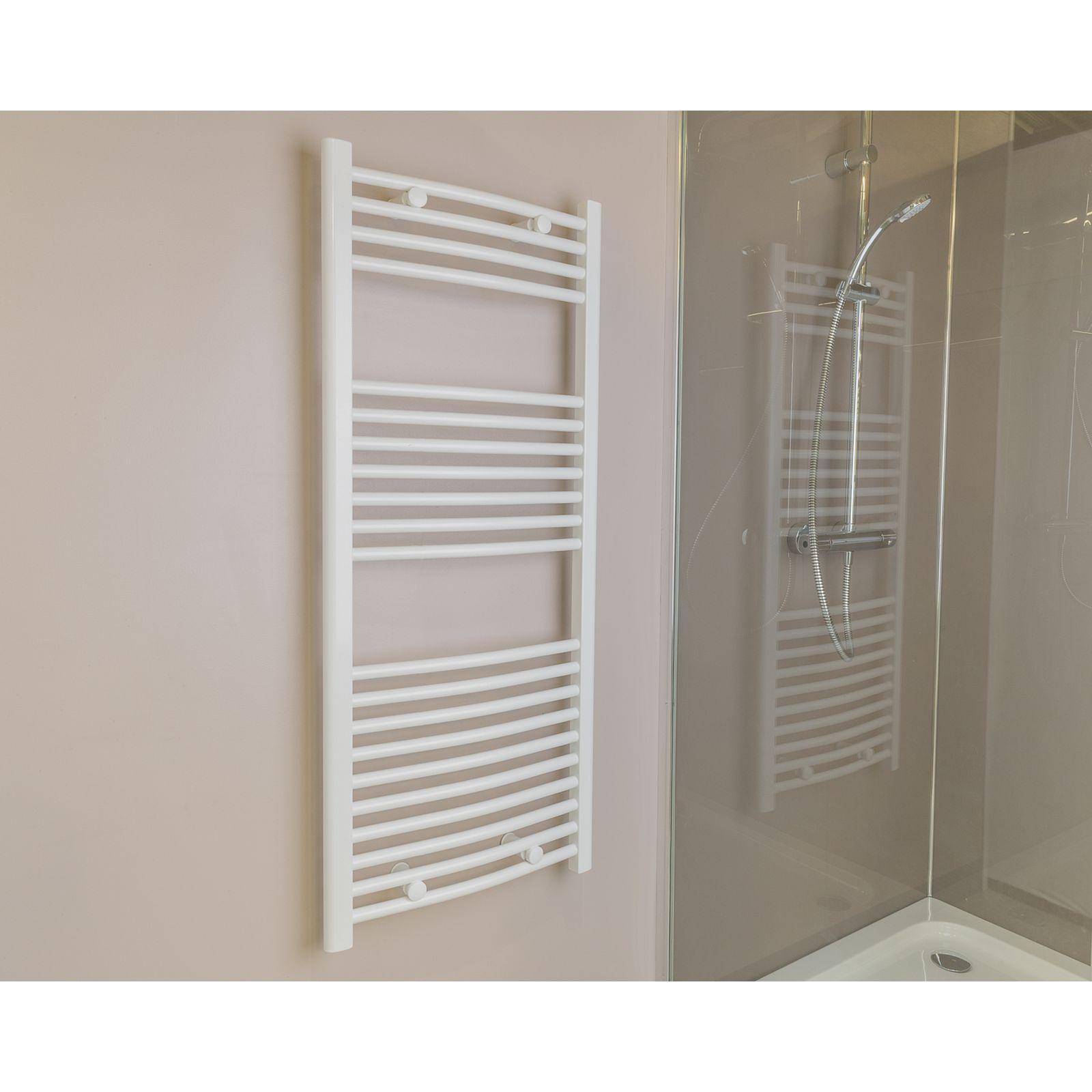 Qual-Rad Heated Towel Rail / Warmer / Radiator – Central Heating 5