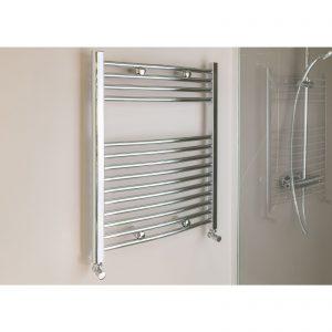Qual-Rad Heated Towel Rail / Warmer / Radiator – Central Heating 2