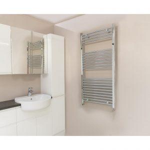 Qual-Rad Heated Towel Rail / Warmer / Radiator – Central Heating 9