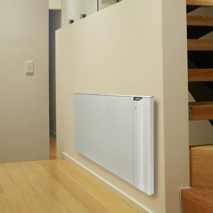 Radialight Klima Dual Therm Electric Panel Heater, Wall Mounted + Timer, Thermostat