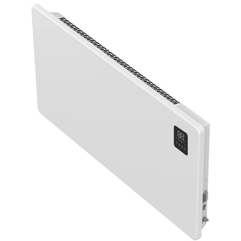 Caldo Slimline WiFi Electric Panel Heater, Wall Mounted or Portable Radiator 10