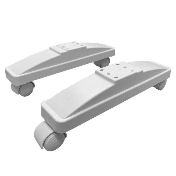 Portable Leg Brackets With Castors For Solaire Caldo Electric Heater