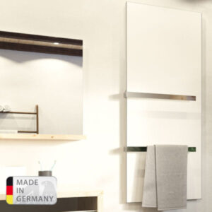 Welltherm German Infrared Electric Ceiling / Wall Heater & Towel Rail
