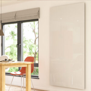 Welltherm German Infrared Electric Ceiling / Wall Heater - White Glass